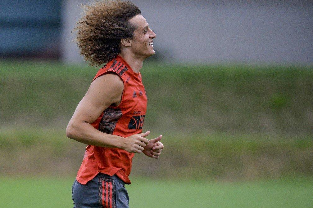 David Luiz é relacionado e será titular contra o Barcelona de Guayaquil